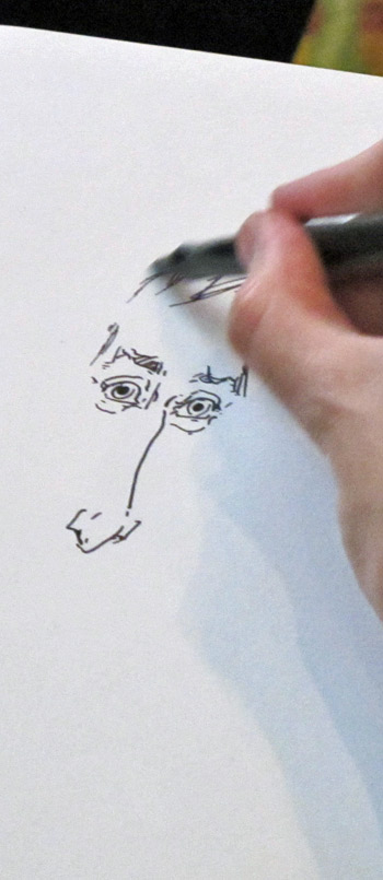 advice for people booking a live caricaturist for a wedding or event. Reasons to book caricature your wedding dot com